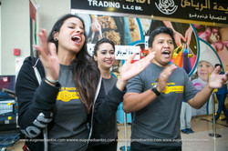 Golds Gym Fat to Fit Event 2014