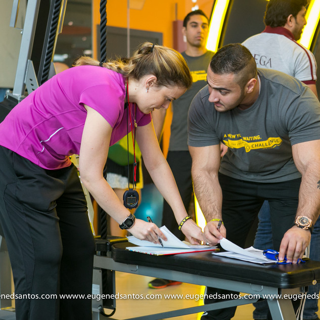 Golds Gym Fat To Fit Challenge