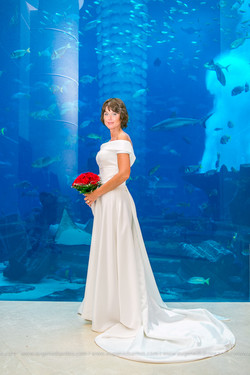 Atlantis The Palm Wedding
