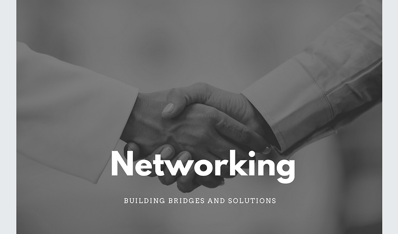 Yellow Quote Handshake Networking Busine