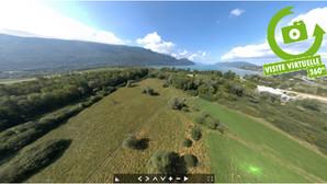 Comme si vous y étiez : découvrez les images drone 360° !