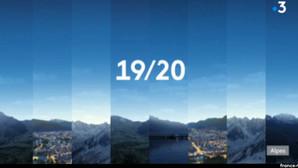 Extrait du JT de France 3 Alpes - 22 octobre 2018 - Renaturation Terre-Nue