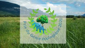 Lauréat 2020 du prix spécial « Milieux Humides » du Prix national du génie écologique