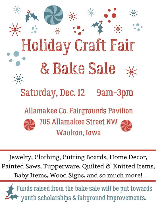 Holiday Craft Show - Flyer JPG.jpg