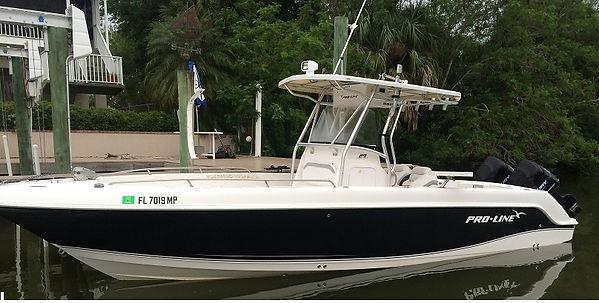 Prp-line Boat