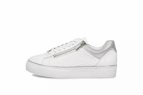 NATHAN-BAUME SNEAKER WIT