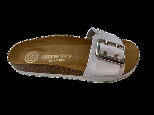 DR. BRINKMANN 2000/329 SLIPPER WIT