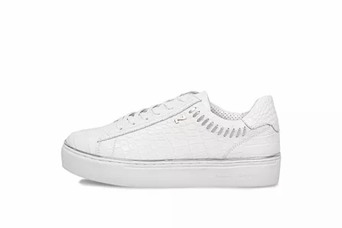 NATHAN-BAUME SNEAKER WIT 201-NS05-03