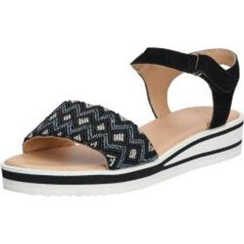ara sandaal 1214711 zwart