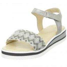 ara sandaal 1214711-05 grijs