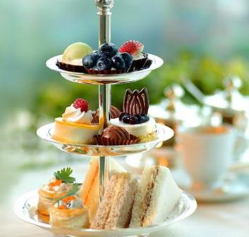 High Tea, It's Just A Little Bit Posh!