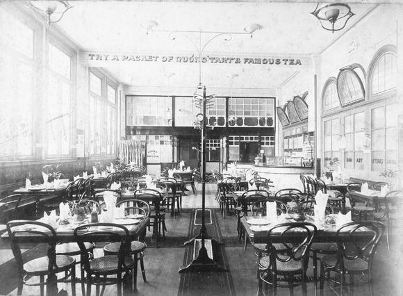 Australia's First Tea Rooms