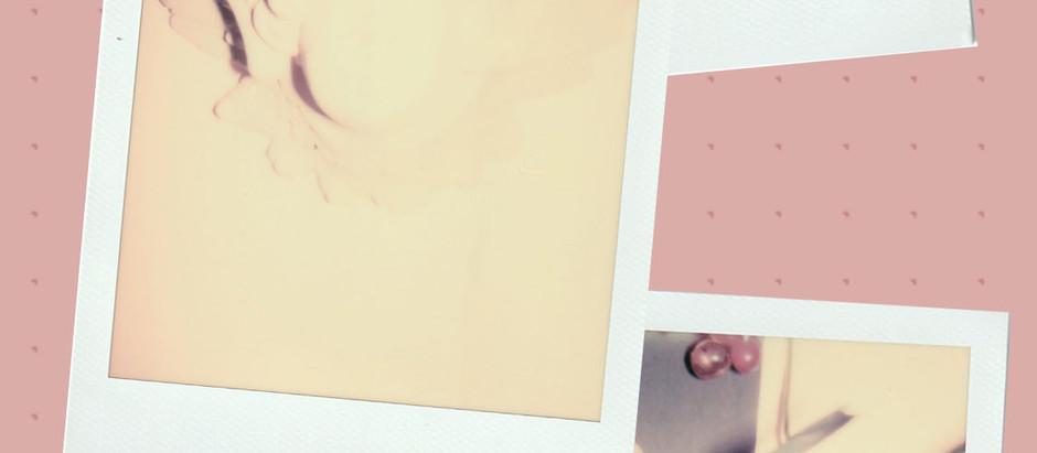 Aesthetic Phone Wallpapers; Yami Kawaii Polaroid