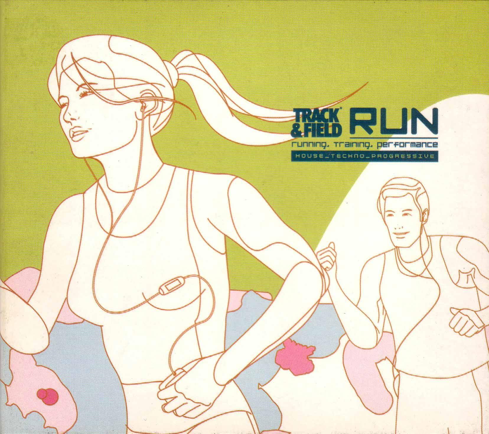 Track&Field - Run