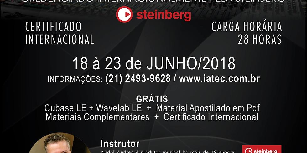 Curso de Produção Musical IATEC-RJ