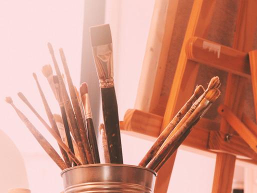 Wandle deine Winterdepression in Kreativität um