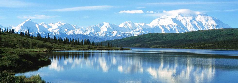 Mount-McKinley-and-Wonder-Lake-Denali-Na