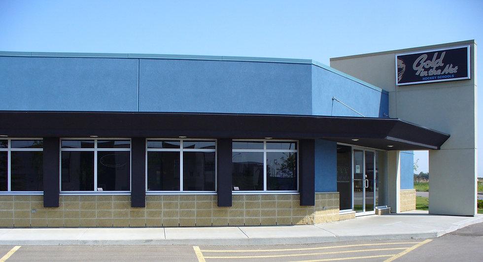 St. Albert Training Centre