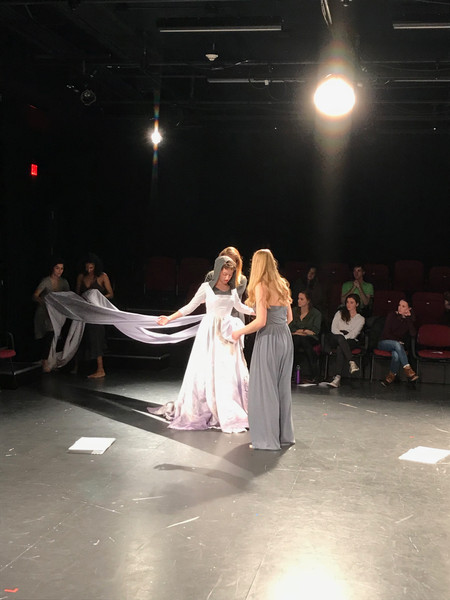 Medea in the Underworld