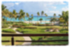 Oceanfront vacation rental in Punta Cana