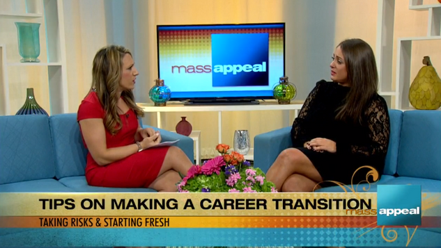 Tips on Making a Career Transition - Jan 2019