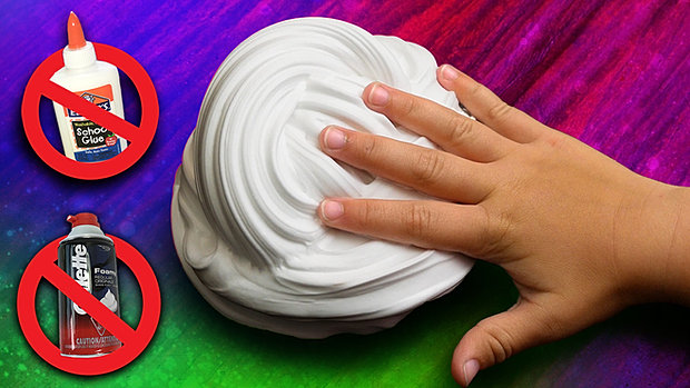 No glue slimes will it slime fluffy slime without glue and shaving creamg ccuart Image collections