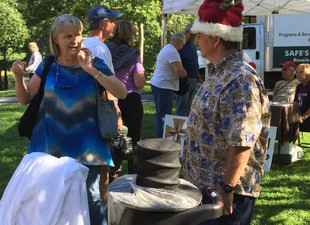 Community Yard Sale Raises $400 for the Students