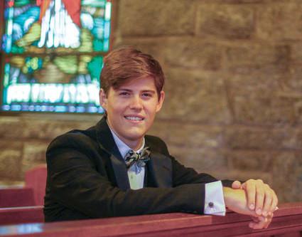 Scholarship Helps Doug Grimm Pursue Career