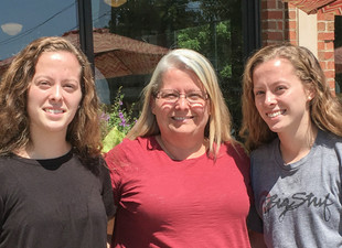 Connestee Falls Three Paces Benefit From Connestee Falls Scholarships