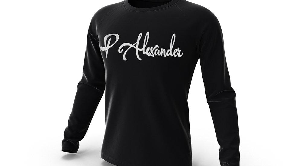 P Alexander Classic Signature Tee Long Sleeve