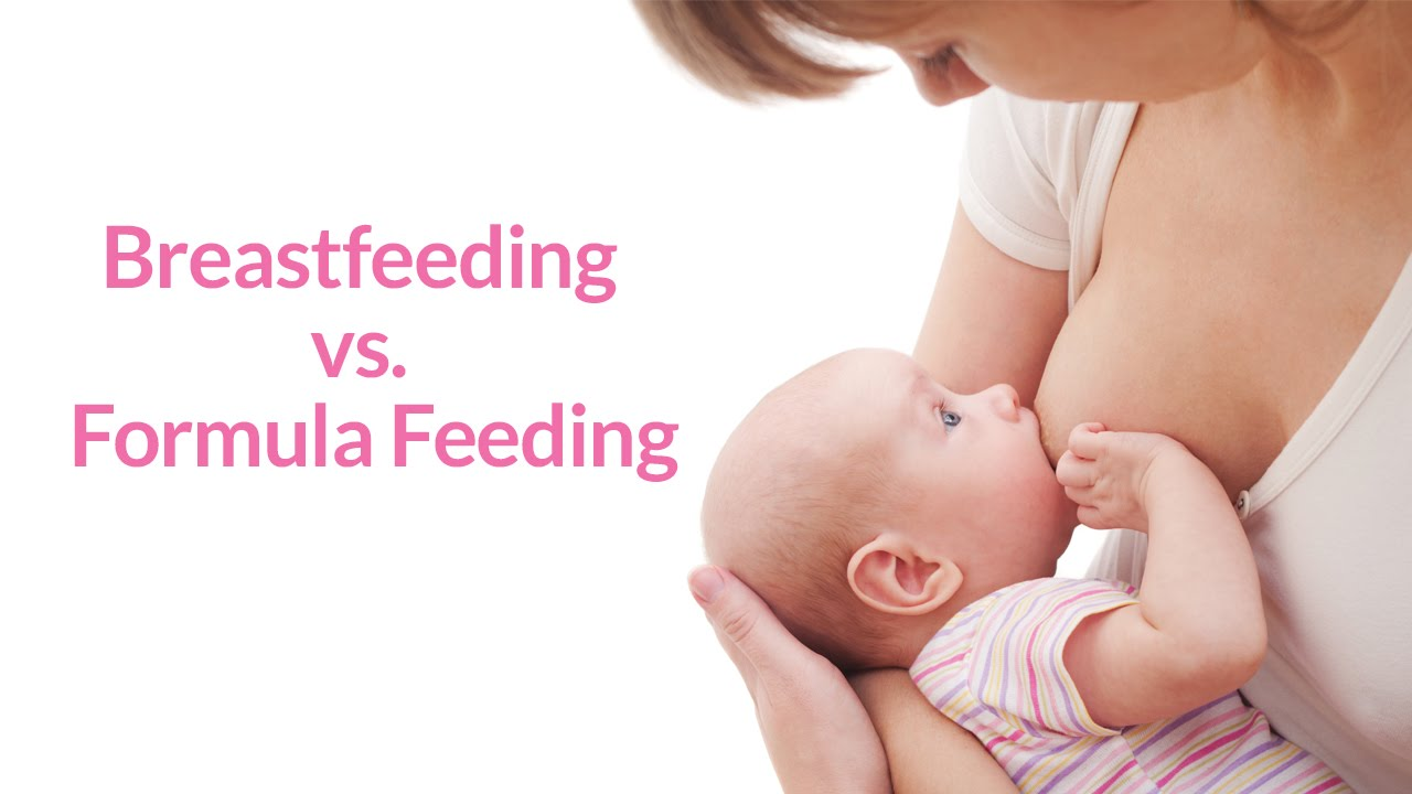 why is breastfeeding better than formula