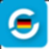 cannyworld app logo mit deutschland fahn
