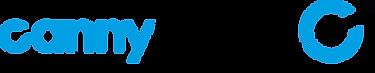 Logo_cannyworld lang mit claim think bet
