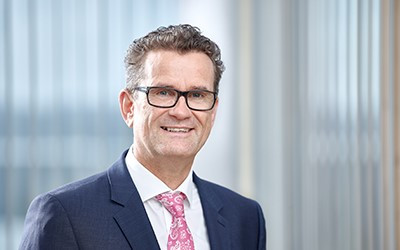 Wolfgang Zorn, CEO