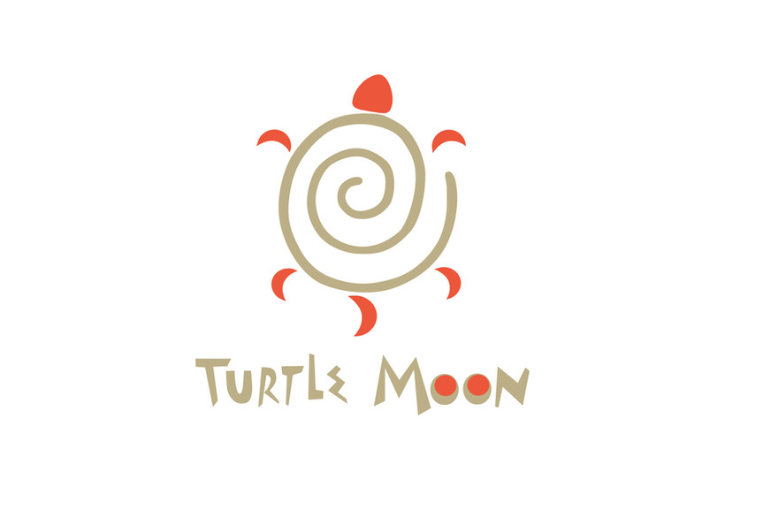 Turtle Moon Gift Shop Logo