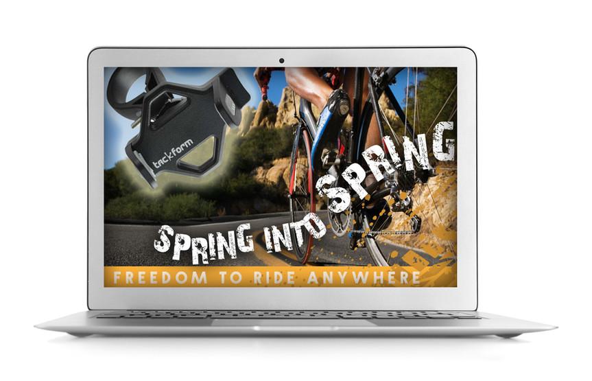 Track Form Digital Ad