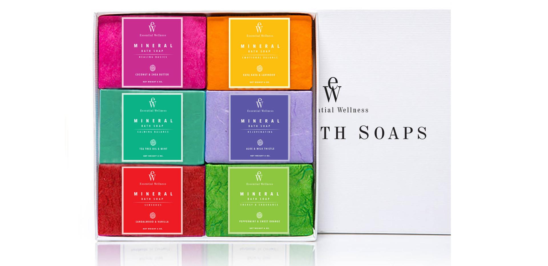 Essential Wellnes Soaps