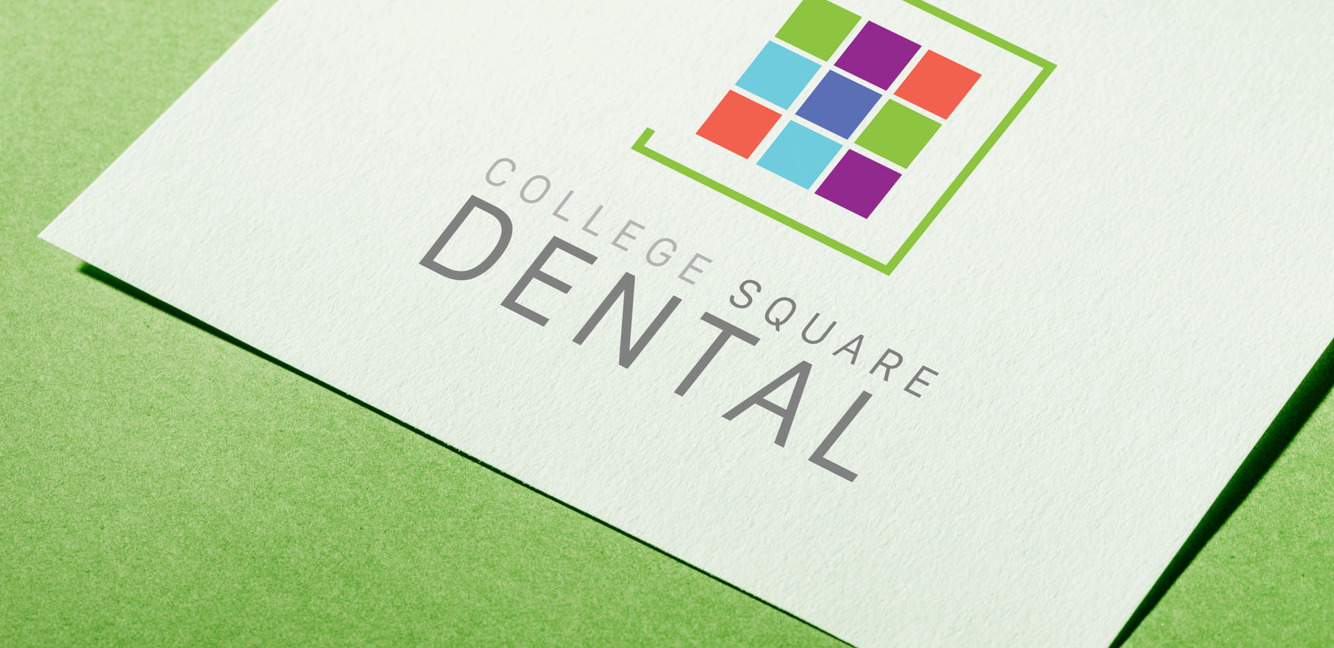 College Square Dental Logo