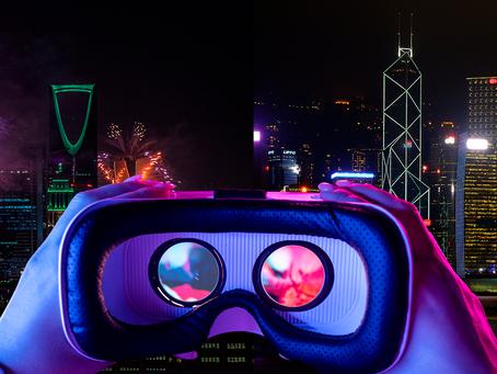 أنواع نظارات الواقع الافتراضي