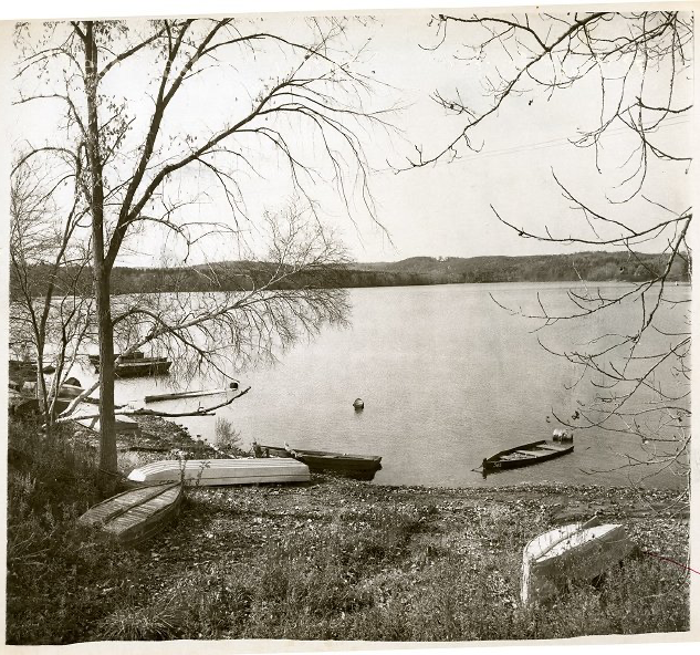 In the early 1900s, the Muscoot Reservoir was created by accident when the Croton and Muscoot Rivers flooded. Nowadays you can watch the beautiful views the reservoir offers and the peace of the people who live and work nearby.