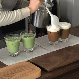 What do you prefer matcha or coffee?