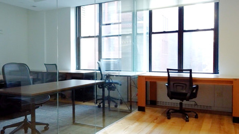Private Office for 4-8 people
