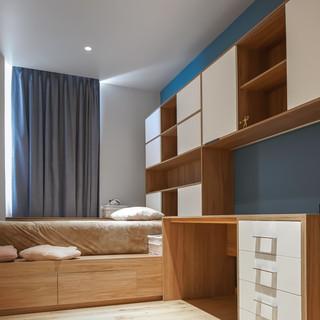 Fabricamos muebles adaptados a tus medidas y necesidades. Habitación en ______________
