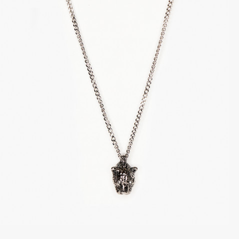 'JAGUAR' PENDANT NECKLACE