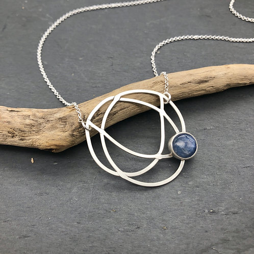 Kyanite Chaos Necklace