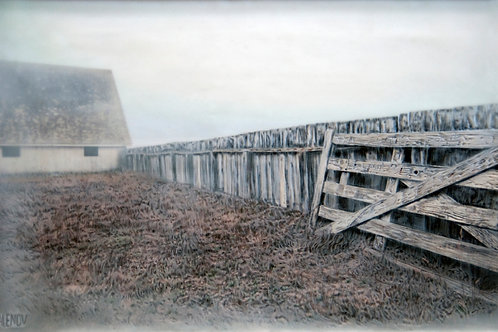 Pierce Point Ranch Fence