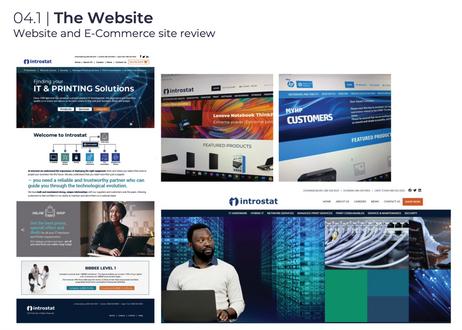 Introstat Website