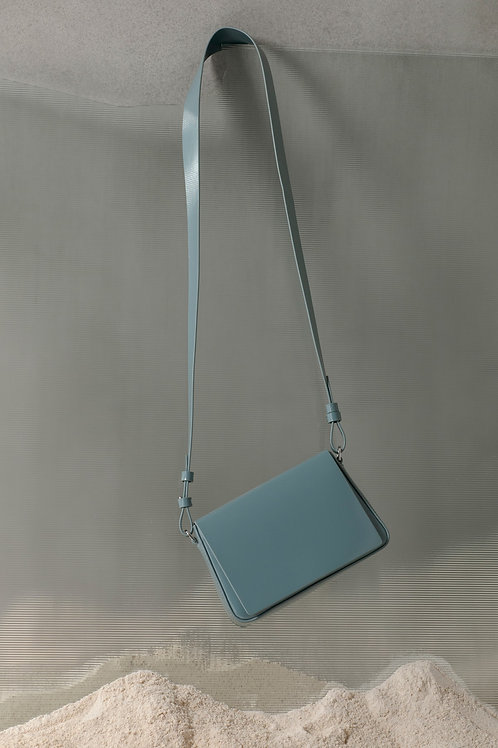 Blue Ashley Mini Bag