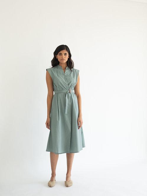 Pale Blue Noah Dress
