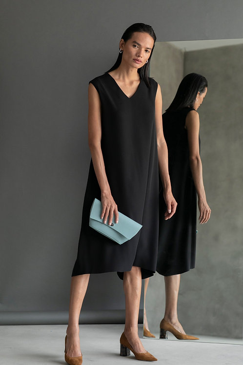 Black Amaya Dress